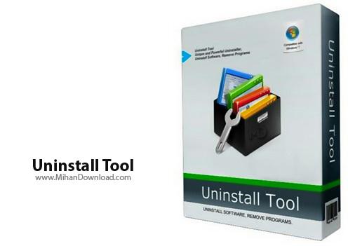 Uninstall Tool1 نرم افزار حذف کامل برنامه های نصب شده Uninstall Tool 3 3 3 Build 5322