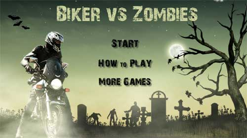 Untitled 19 دانلود بازی موتور سواری و زامبی ها Biker vs Zombies برای کامپیوتر