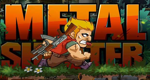 Untitled 221 دانلود بازی سرباز فلزی Metal Shooter v1.25 برای آندروید + مود