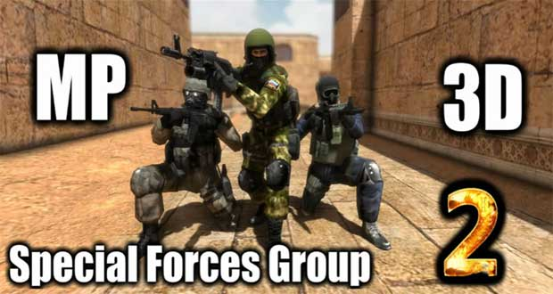 Untitled 224 دانلود بازی گروه نیروهای ویژه Special Forces Group 2 v1.5 برای آندروید + مود