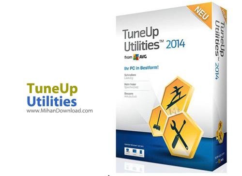 Utilities دانلود TuneUp Utilities 2014 14.0.1000.353 Final نرم افزار بهینه ساز