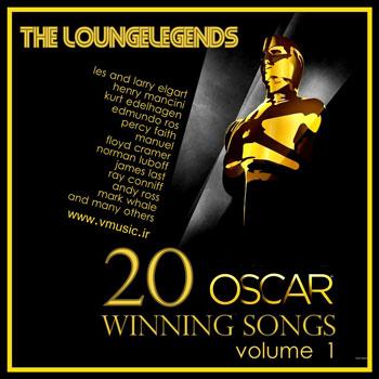 VA 20 Oscar Winning Songs Vol.1 2013 مجموعه آهنگهای برنده جایزه اسکار