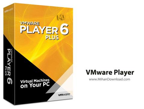 VMware Player دانلود VMware Player 6.0.4 Build 2249910