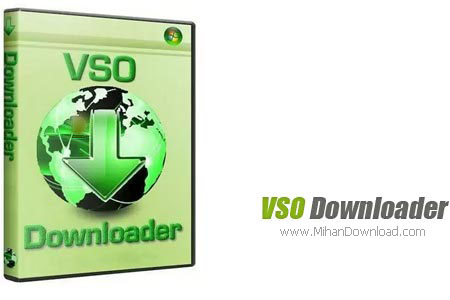VSO Downloader نرم افزار دانلود منیجر جدید
