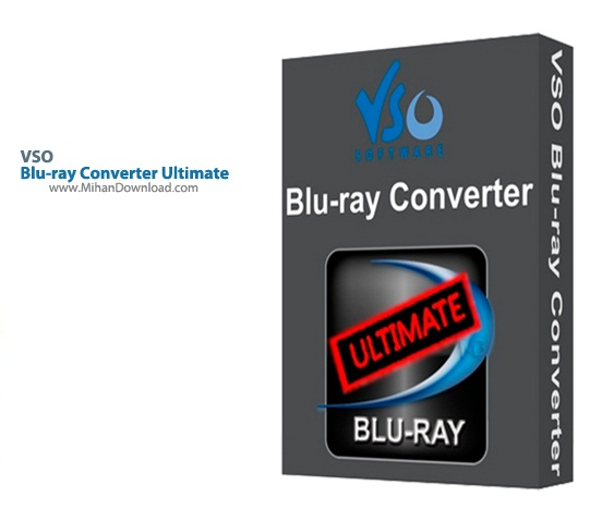VSO1 دانلود VSO Blu ray Converter Ultimate 3 0 0 20 نرم افزار مبدل فیلم های Blu ray