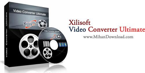 Video Converter Ultimate2 دانلود نرم افزار تبدیل فایل های ویدئو  Xilisoft Video Converter Ultimate 7 7 3