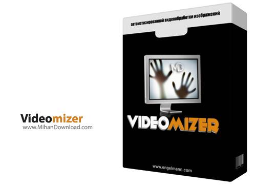 Videomizer نرم افزار بهینه سازی و تغییر فرمت ویدیوها Videomizer 2 0 14 218