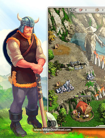 Viking Saga Epic Adventure دانلود بازی وایکینگ Viking Saga Epic Adventure