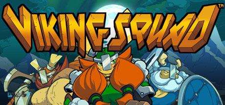 Viking Squad pc cover دانلود بازی نجات واکینگ ها Viking Squad برای کامپیوتر