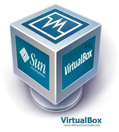 VirtualBox دانلود نرم افزار ساخت سیستم عامل مجازی VirtualBox 5.0.22