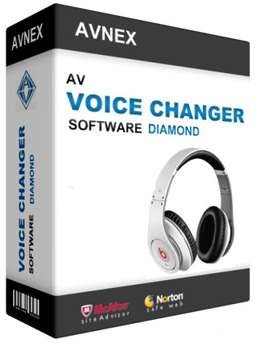 Voice Changer Software دانلود نرم افزار تغییر صدا AV Voice Changer Software Gold Edition 7.1.46