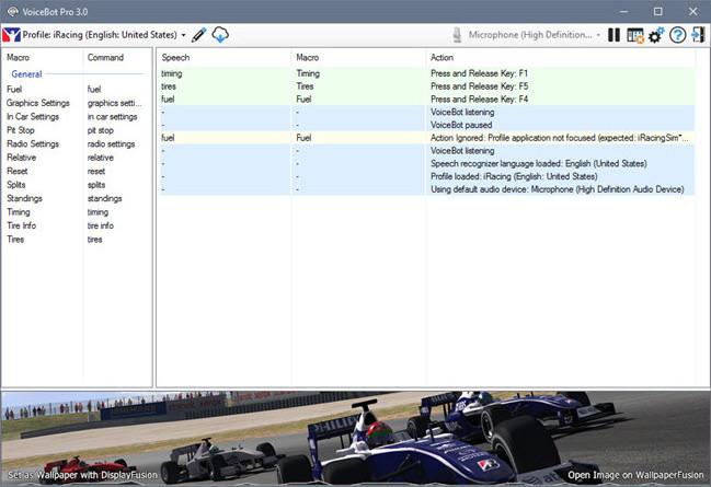 VoiceBot دانلود نرم افزار اجرای دستورات با صدا