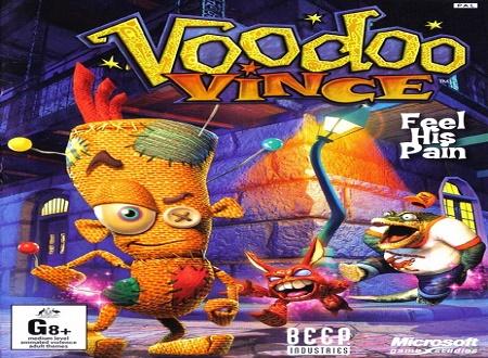 Voodoo Vince 1 دانلود Voodoo Vince Remastered بازی وودی وینس برای کامپیوتر