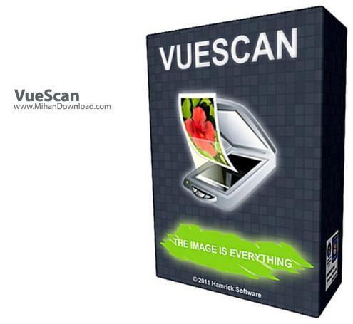 VueScan دانلود VueScan Pro 9 4 02 نرم افزار اسکن تصاویر