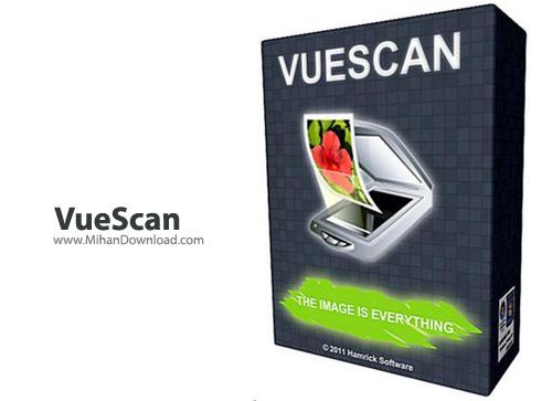 VueScan1 نرم افزار اسکن تصاویر VueScan Pro 9 4 26