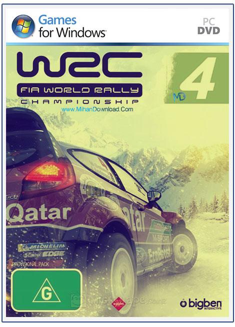 WRC 4 FIA World Rally Championship 1 دانلود بازی WRC 4 FIA World Rally Championship فرانچایز نهایت سرعت