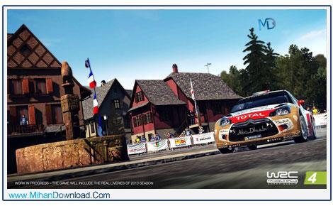 WRC 4 FIA World Rally Championship 3 دانلود بازی WRC 4 FIA World Rally Championship فرانچایز نهایت سرعت