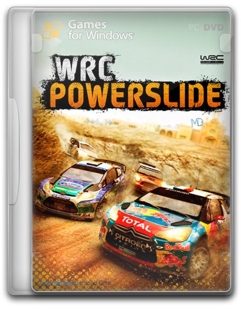 WRC Powerslide 1 دانلود بازی WRC Powerslide