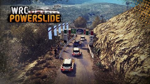 WRC Powerslide 3 دانلود بازی WRC Powerslide