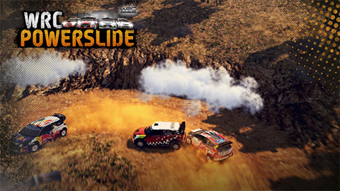 WRC Powerslide 5 دانلود بازی WRC Powerslide