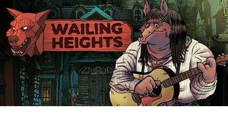 Wailing Heights دانلود بازی Wailing Heights برای کامپیوتر