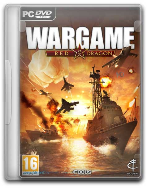 Wargame Red Dragon 1 دانلود بازی Wargame Red Dragon