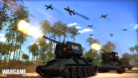 Wargame Red Dragon 2 دانلود بازی Wargame Red Dragon
