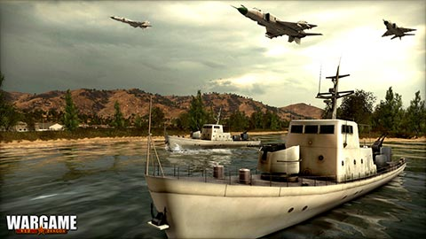 Wargame Red Dragon 3 دانلود بازی Wargame Red Dragon
