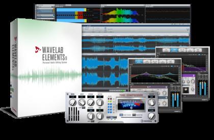 WaveLab Elements دانلود نرم افزار میکس و مسترینگ WaveLab Elements 9.0.30 Build 632