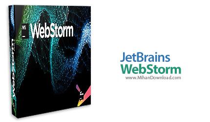 WebStorm icon دانلود WebStorm نرم افزار کد نویسی جاوا اسکریپت