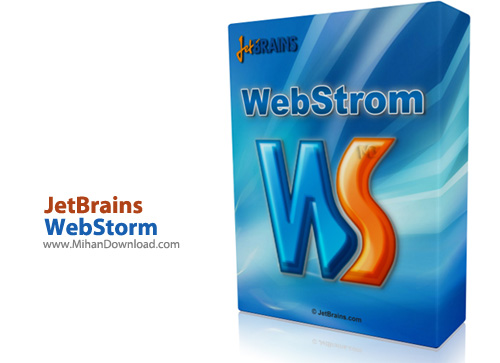 WebStorm دانلود JetBrains WebStorm 9.0 Build 139.164
