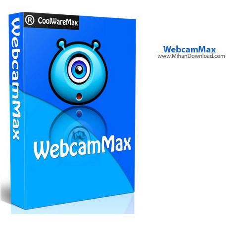 WebcamMax دانلود WebcamMax 7 7 9 8 نرم افزار مدیریت وبکم