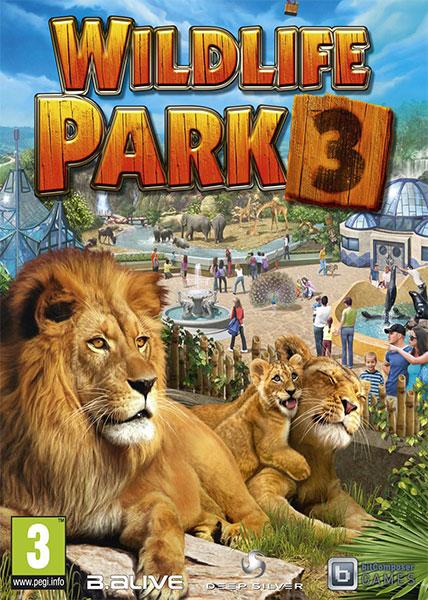 Wildilfe.Park .3.Dino .Invasion 1 دانلود Wildlife Park 3 Dino Invasion بازی پارک حیات وحش 3 برای کامپیوتر