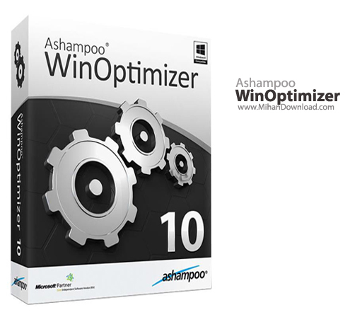 WinOptimizer1 دانلود Ashampoo WinOptimizer 10 03 00 نرم افزار بهینه سازی