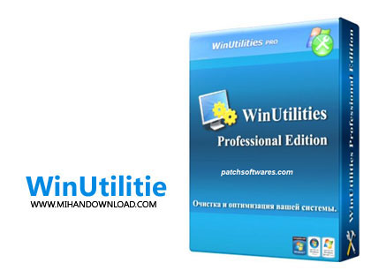 WinUtilitie 1 دانلود نرم افزار بهینه سازی سیستم WinUtilities Professional Edition v15.2