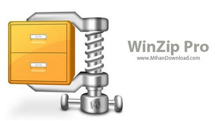 WinZip  دانلود WinZip Pro 21.0 Build 12288 نرم افزار فشرده سازی