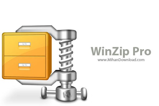 WinZip Pro1 دانلود WinZip Pro 19.5 Build 11475 Portable نرم افزار فشرده سازی