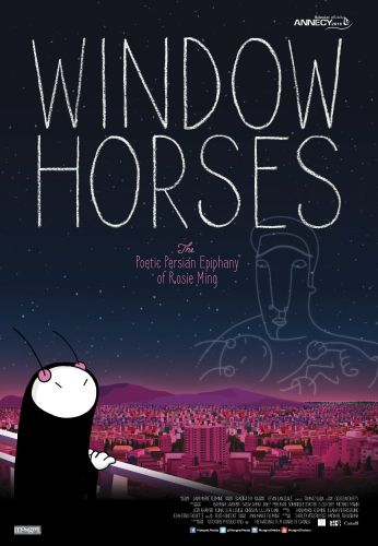 Window Horses 1 دانلود انیمیشن Window Horses 2016