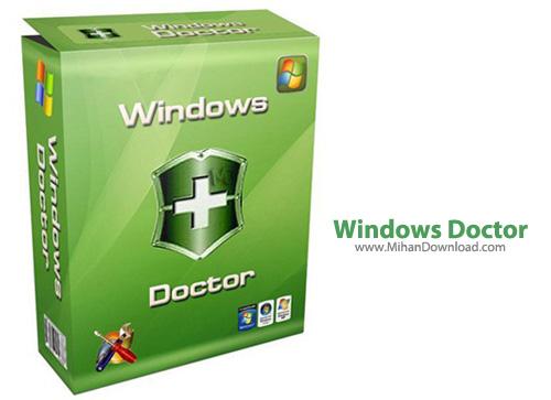 Windows Doctor1 دانلود نرم افزار بهینه سازی ویندوز Windows Doctor 2 7 7 0