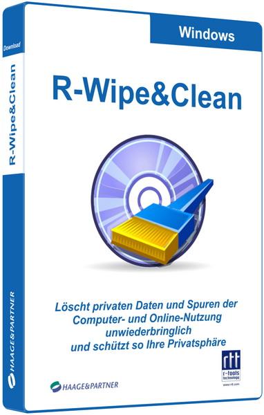 Wipe دانلود R Wipe & Clean 10.8 build 1979 Corporate نرم افزار حذف فایل های غیر قابل استفاده