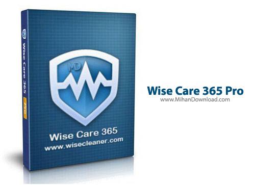 Wise Care 3651 نرم افزار بهینه سازی و افزایش سرعت سیستم Wise Care 365 Pro 2 94 239 Final
