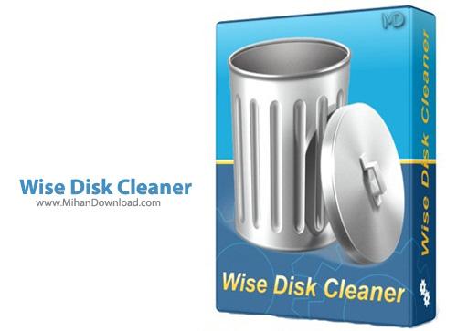 Wise Disk Cleaner1 دانلود Wise Disk Cleaner 7 99 Build 570 نرم افزار پاکسازی هارد دیسک