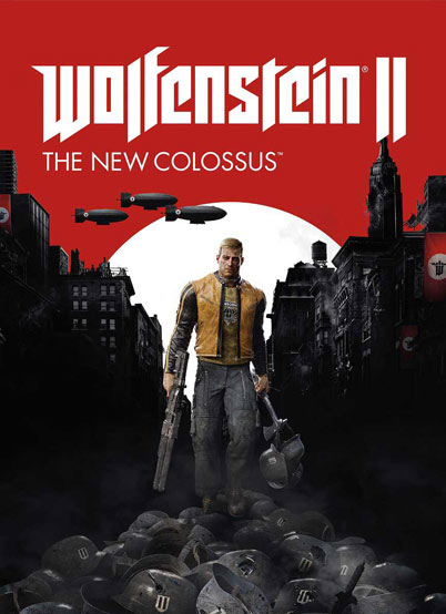 Wolfenstein II The New Colossus دانلود بازی Wolfenstein II: The New Colossus برای PC