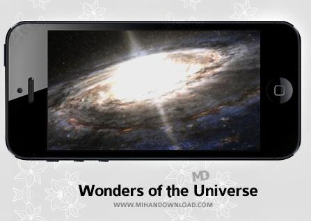 Wonders of the Universe دانلود نرم افزار Wonders of the Universe برای آیفون