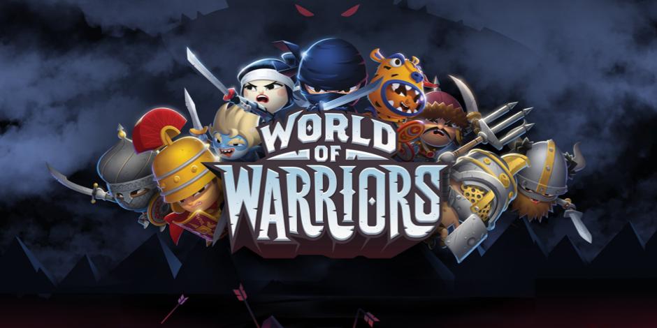 World of Warriors hack cheats دانلود بازی جنگی و ماجراجویی World of Warriors 1.5.2 اندروید