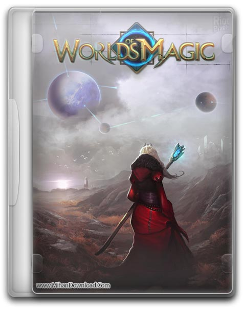 Worlds of Magic 1 دانلود بازی Worlds of Magic