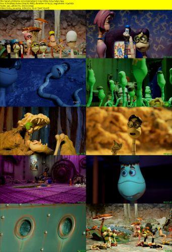 Worms 2013 Animation 720p 2 دانلود دوبله فارسی انیمیشن کرم ها