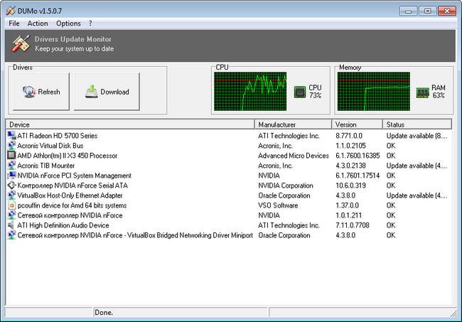 X3vbhh1bvmlir5BTTddyU4ot0mFYZgJW دانلود DUMo (Drivers Update Monitor) 2.0.0.11 Final نرم افزار به روز رسانی و نصب جدیدترین نسخه های درایور
