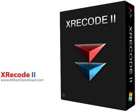 XRecode II نرم افزار تبدیل فایلهای صوتی XRecode II 1 0 0 211