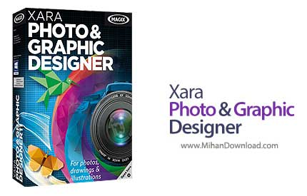 Xara Photo Graphic دانلود Xara Photo Graphic Designer نرم افزار ترسیم تصاویر